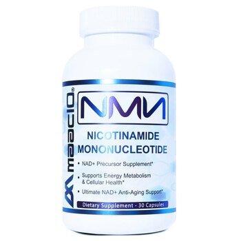 Купить MAAC10 NMN Nicotinamide Mononucleotide 125 mg 30 Capsules