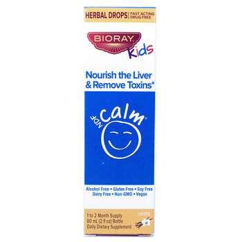 Купить Bioray Inc NDF Calm Nourish the Liver Remove Toxins Kids Vanil...