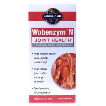 Купить Wobenzym N Joint Health 100 Enteric-Coated Tablets