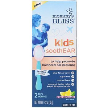 Купить Kids SoothEAR Pink Lemonade 2 Pops ( Kids SoothEAR Розовый Лим...