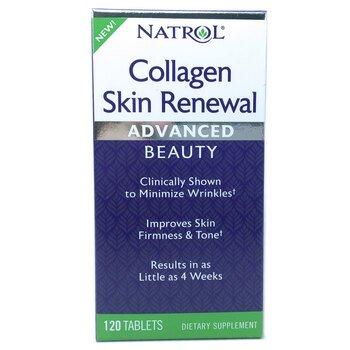 Купить Natrol Collagen Skin Renewal 120 Tablets