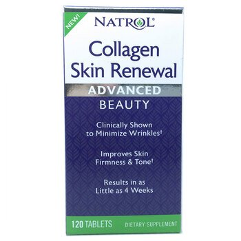 Купить Collagen Skin Renewal 120 Tablets