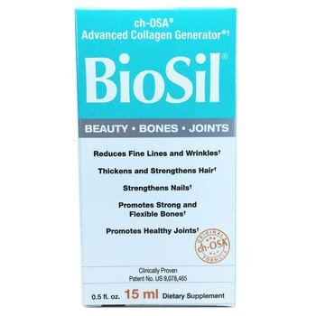 Купить BioSil by Natural Factors ch-OSA Advanced Collagen Generator 1...