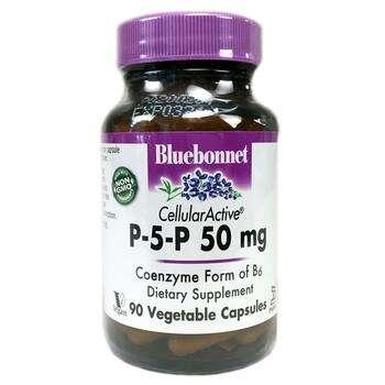 Купить P-5-P 50 mg 90 Veggie Caps ( P-5-P Піридоксаль 5 фосфат 50 мг ...