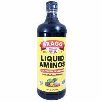 Купить Bragg Liquid Aminos Natural Soy Sauce Alternative 946 ml