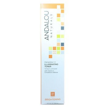 Купить Andalou Naturals Illuminating Toner Clementine C Brightening 1...