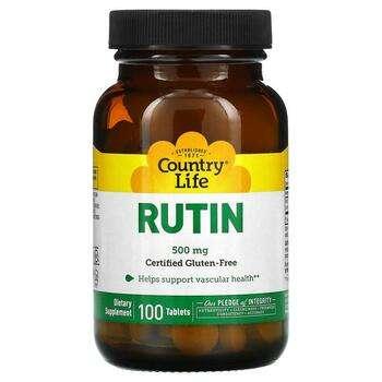 Купить Rutin 500 mg 100 Tablets