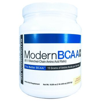 Купить Modern BCAA BCAA 8:1:1 Pineapple Strawberry 535.5 g