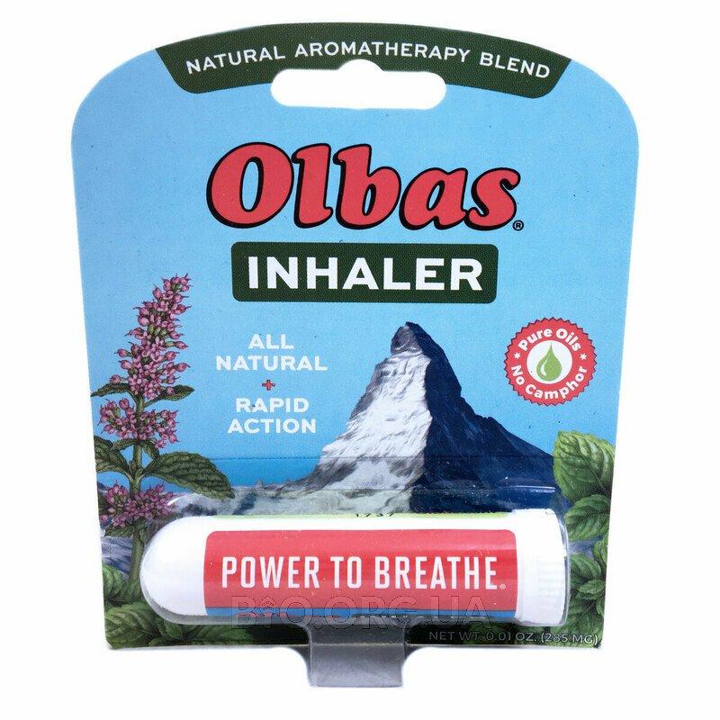 Терапевтический ингалятор Олбас 285 мг фото товара