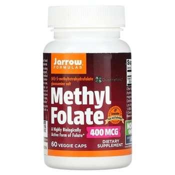 Купить Метил Фолиевой кислоты 400 мкг 60 капсул