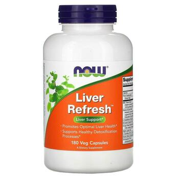 Купить Liver Refresh 180 Veg Capsules
