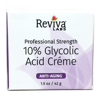 Купить Reviva Labs 10% Glycolic Acid Cream 42 g