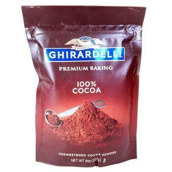 Купить Ghirardelli Premium Baking 100 Cocoa Unsweetened Cocoa Powder ...