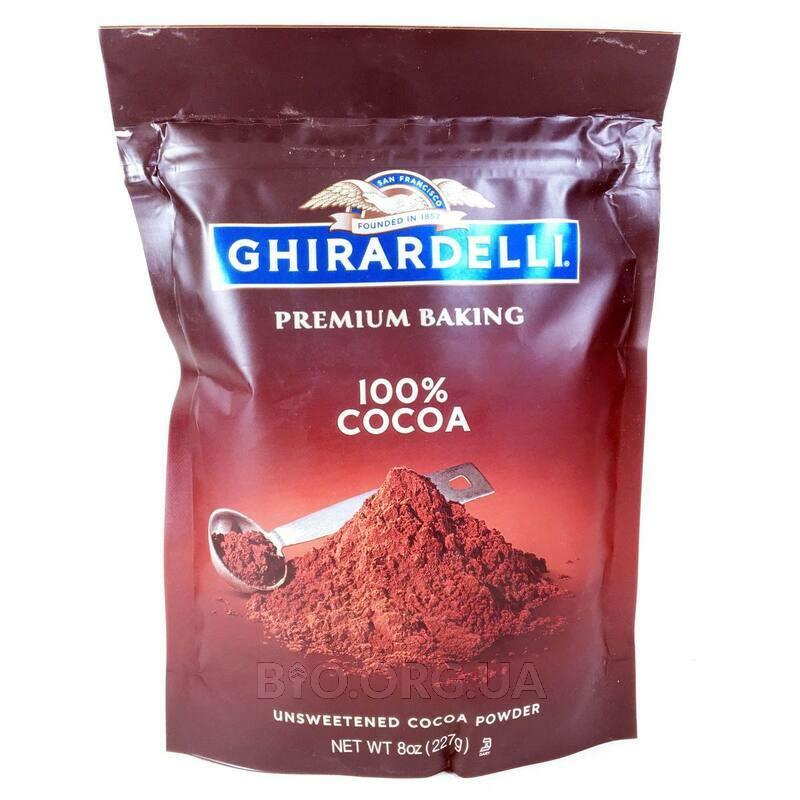 Premium Baking 100% какао-порошок без сахара 227 г фото товара