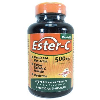 Купить American Health Ester-C 500 mg 225 Veggie Tabs