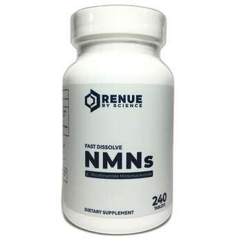 Фото товара Alive By Science NMN 125 мг Никотинамид мононуклеотид 240 таблеток под язык