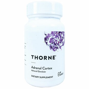 Купить Adrenal Cortex 60 Veggie Caps ( Кора Наднирників 60 капсул)