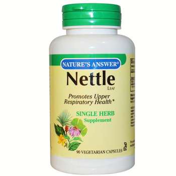 Купить Nature's Answer Nettle900 mg 90 Vegetarian Capsules