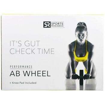 Купить Performance Ab Wheel Knee Pad Included