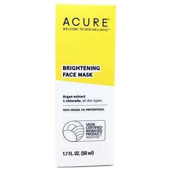 Купить Acure Organics Brightening Face Mask 50 ml