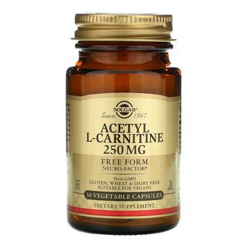 Категория Ацетилкарнитин 250 мг