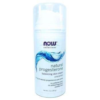 Купить Natural Progesterone Liposomal Skin Cream Unscented 85 g ( Нат...