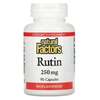 Купить Rutin 250 mg 90 Capsules