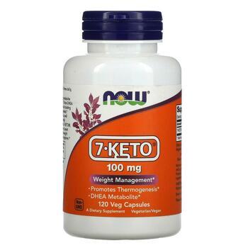 Купить 7-KETO 100 mg 120 Veg Capsules ( 7-KETO 100 мг 120 капсул)