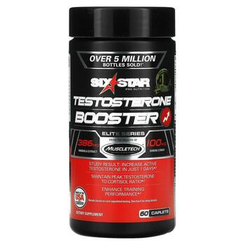 Купить Six Star Six Star Pro Nutrition Testosterone Booster Elite Ser...