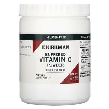 Купить Buffered Vitamin C Powder Unflavored 198 g