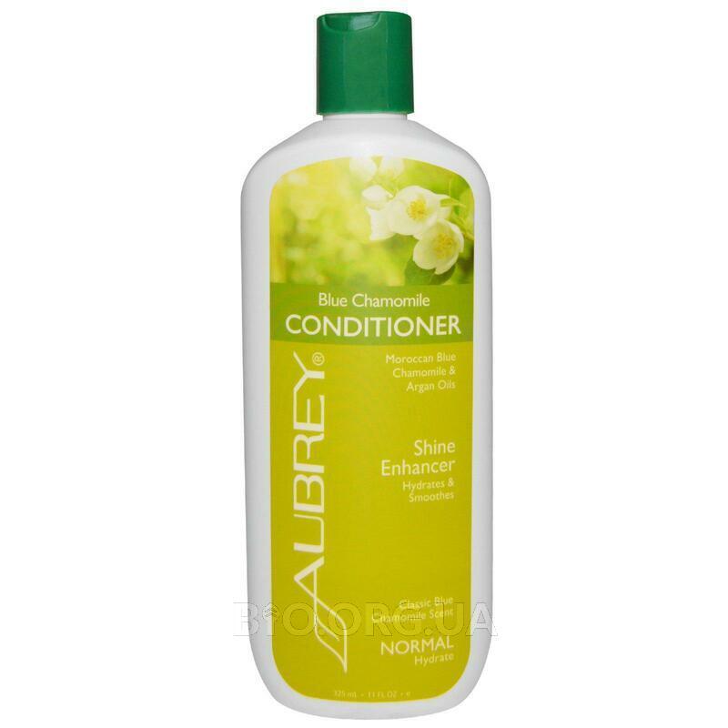 Обри Органикс Кондиционер для нормальных волос аромат голубой ... фото товара