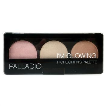 Купить Palladio I'm Glowing Highlighting Palette 4.5 g