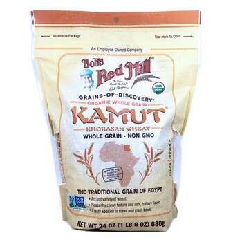 Купить Organic Kamut Whole Grain 680 g