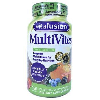 Купить VitaFusion MultiVites Essential Multi 150 Gummies