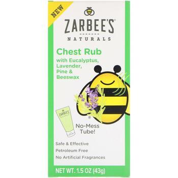 Купить Naturals Chest Rub with Eucalyptus Lavender Pine & Beeswax1 43 g