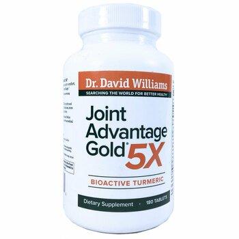 Купить Joint Advantage Gold 5X Bioactive Turmeric 180 Tablets