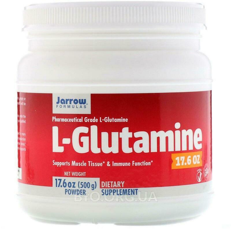 L глютамин 500 г порошок фото товара