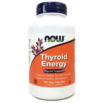 Купить Thyroid Energy 180 Veg Capsules ( Тироїд Енерджі 180 капсул)
