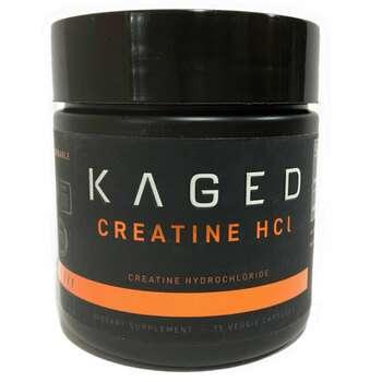 Купить Kaged Muscle Patented C-HCI 75 Vegetarian Capsules