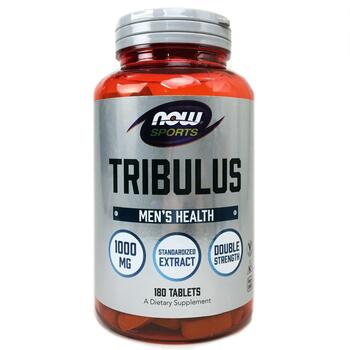 Купить Now Foods Sports Tribulus 1000 mg 180 Tablets