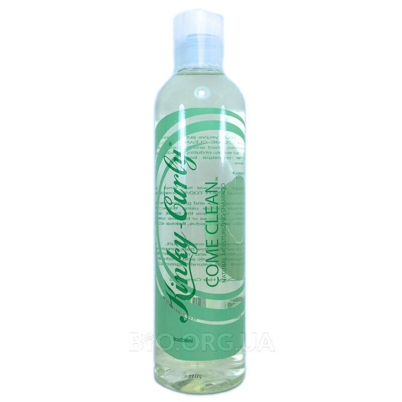 Натуральный увлажняющий шампунь 236 мл фото товара