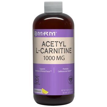 Купить MRM Acetyl L-Carnitine Lemonade 1000 mg 480 ml