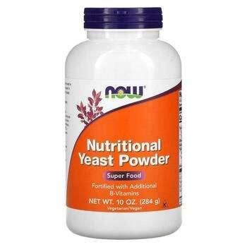 Купить Now Foods Nutritional Yeast Powder 284 g