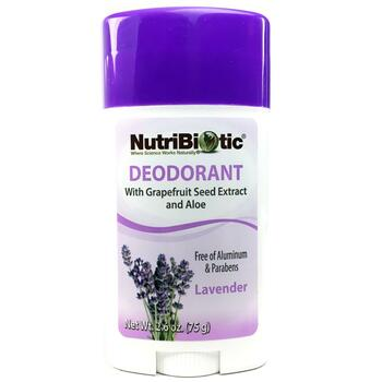 Купить NutriBiotic Long Lasting Deodorant Stick Lavender 75 g