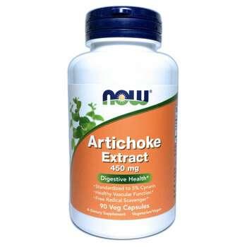 Купить Artichoke Extract 450 mg 90 Veggie Caps ( Екстракт артишоку 45...