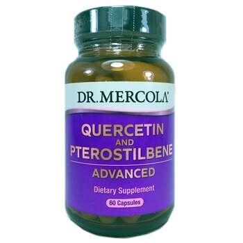 Купить Quercetin & Pterostilbene Advanced 60 Capsules