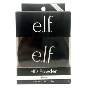 Купить E.L.F. Cosmetics High Definition Powder Sheer 8 g