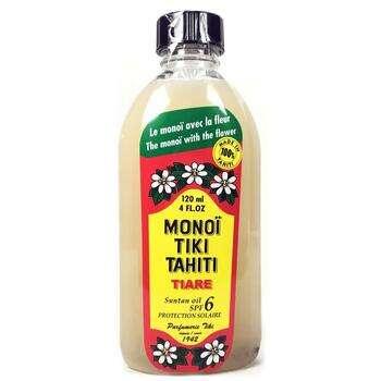 Купить Tiare Suntan Oil SPF 6+ 120 ml ( Tiare Масло для засмаги SPF 6...