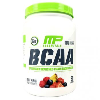 Купить MusclePharm BCAA Essentials Fruit Punch 516 g