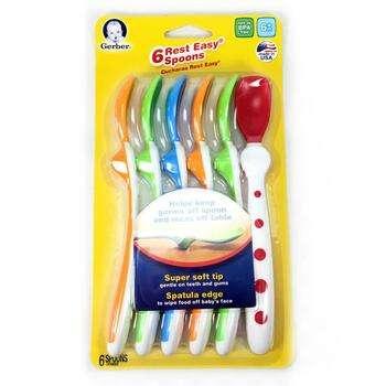 Купить Gerber Rest Easy Spoons 6 Spoons